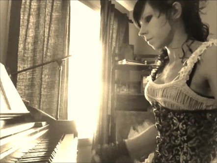 Snapshot 1 of piano video